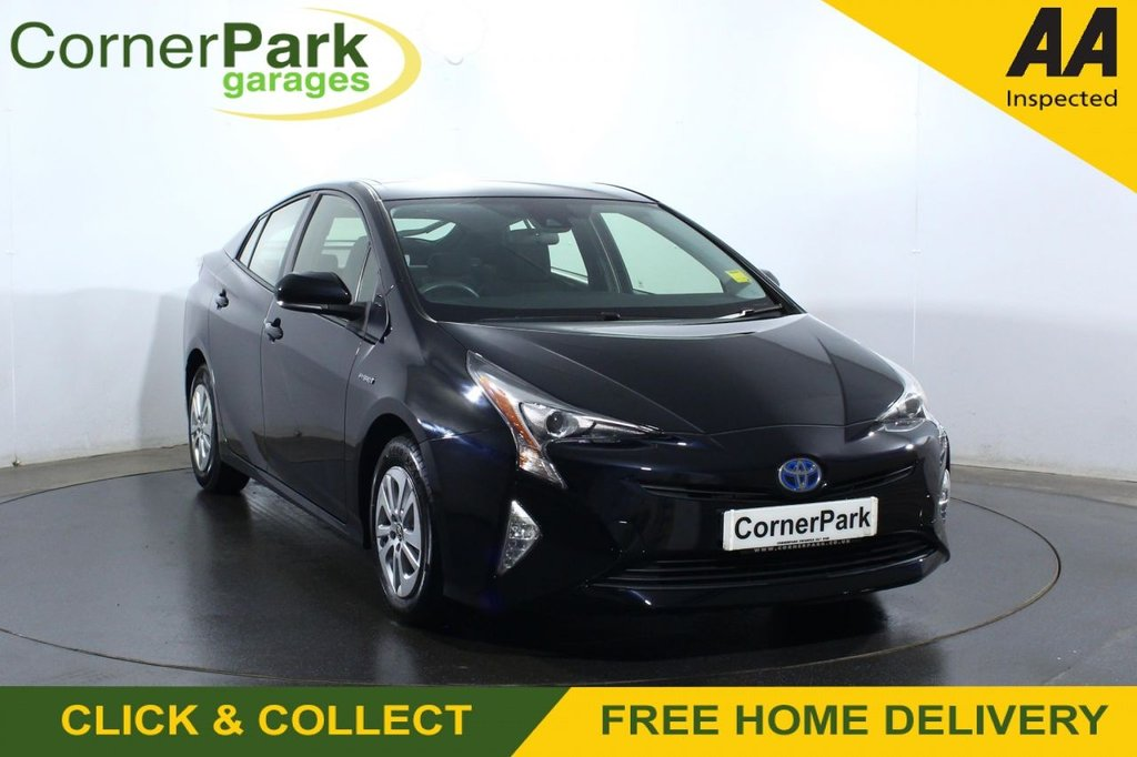 USED 2017 67 TOYOTA PRIUS 1.8 VVT-I BUSINESS EDITION 5d 97 BHP