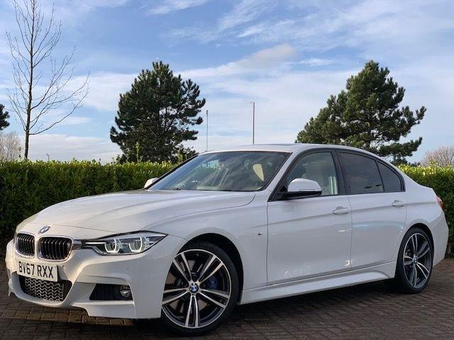 USED 2017 67 BMW 3 SERIES 3.0 335D XDRIVE M SPORT 4d 308 BHP