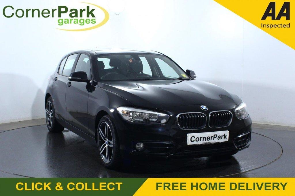 USED 2017 17 BMW 1 SERIES 1.5 118I SPORT 5d 134 BHP
