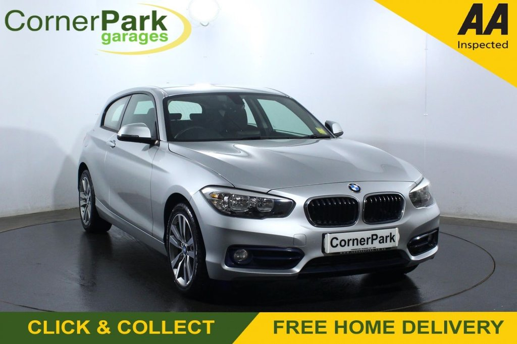 USED 2017 17 BMW 1 SERIES 1.5 118I SPORT 3d 134 BHP