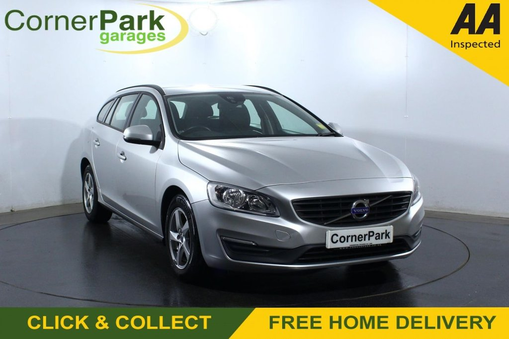 USED 2016 66 VOLVO V60 2.0 D2 BUSINESS EDITION 5d 118 BHP