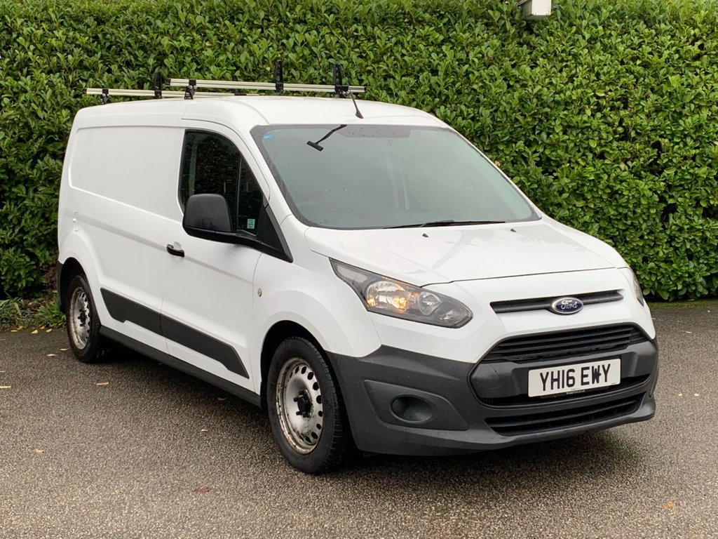 USED 2016 16 FORD TRANSIT CONNECT 1.6 210 P/V 94 BHP