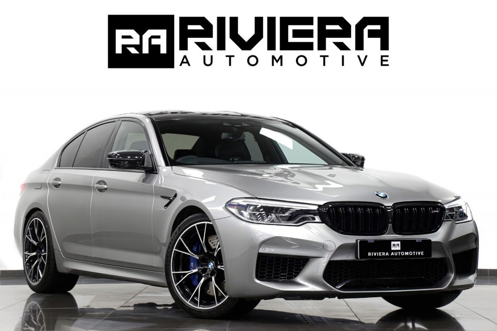 2019 Bmw M5 M5 Competition 64 895