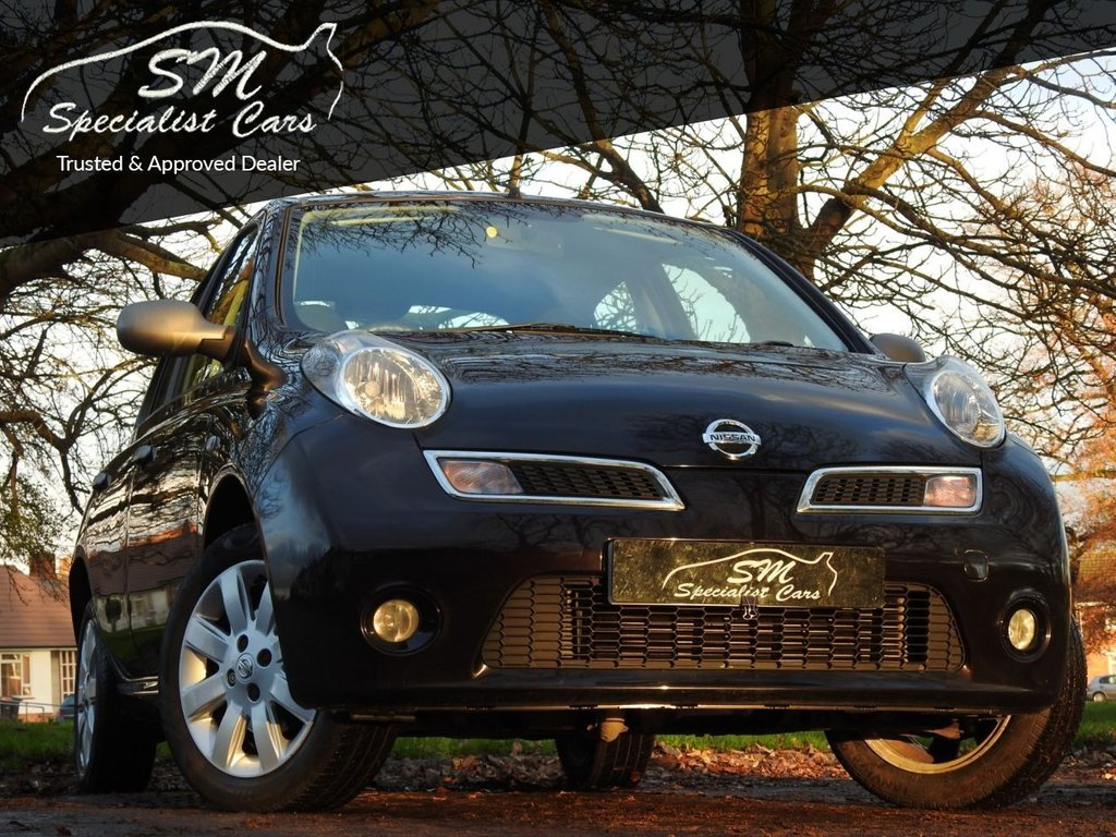 USED 2008 58 NISSAN MICRA 1.2 25 5d 78 BHP ONLY 15K FROM NEW A/C VGC