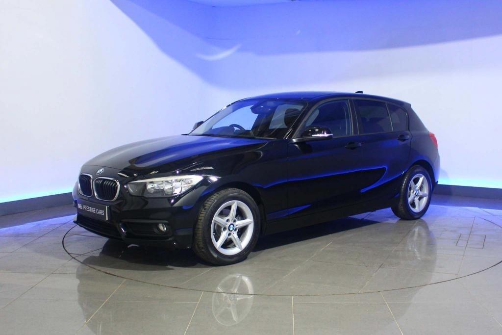 USED 2019 19 BMW 1 SERIES 1.5 118i GPF SE Sports Hatch Auto (s/s) 5dr NAVIGATION - REAR WINDOW TINT