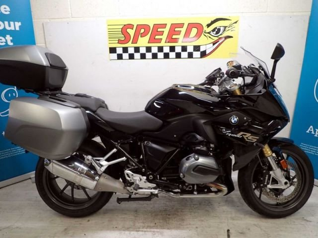 USED 2017 67 BMW R 1200 RS