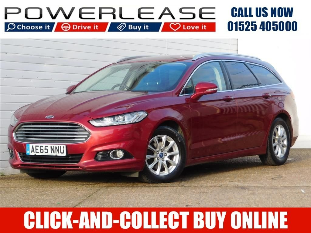 USED 2015 65 FORD MONDEO 2.0 TITANIUM ECONETIC TDCI 5d 148 BHP FULL FORD HISTORY 1 OWNER