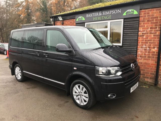 View our VOLKSWAGEN CARAVELLE
