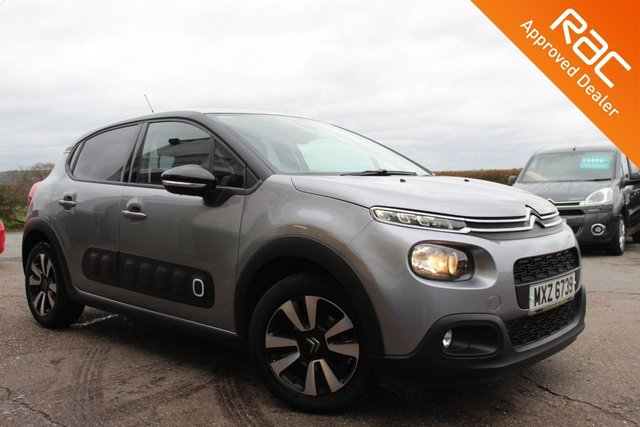 USED 2018 CITROEN C3 1.2 PURETECH FLAIR 5d 82 BHP VIEW AND RESERVE ONLINE OR CALL 01527-853940 FOR MORE INFO.