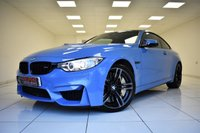 USED 2015 65 BMW M4 3.0 TWIN TURBO DCT COUPE
