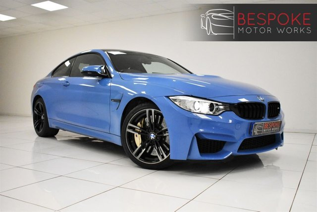 2015 65 BMW M4 3.0 TWIN TURBO DCT COUPE