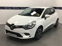 USED 2019 69 RENAULT CLIO 0.9 PLAY TCE 5d 90 BHP (3000 MILES ONLY !!!)