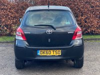 USED 2010 60 TOYOTA YARIS 1.4 TR D-4D  5d 89 BHP ALLOY WHEELS /AIR CONDITIONING