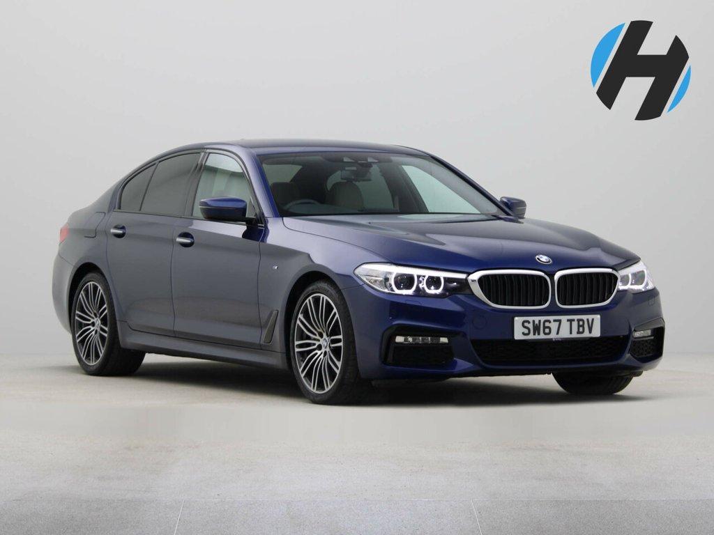 USED 2017 67 BMW 5 SERIES 3.0 530D XDRIVE M SPORT