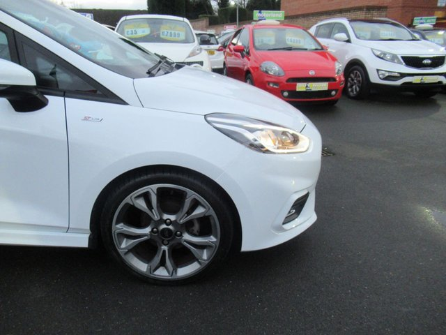USED 2018 18 FORD FIESTA 1.0 ST-LINE 3d 99 BHP **JUST ARRIVED 01543 379066**