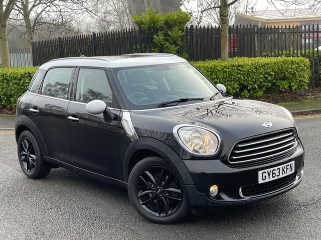 2013 63 MINI COUNTRYMAN 1.6 COOPER D 5d 112 BHP