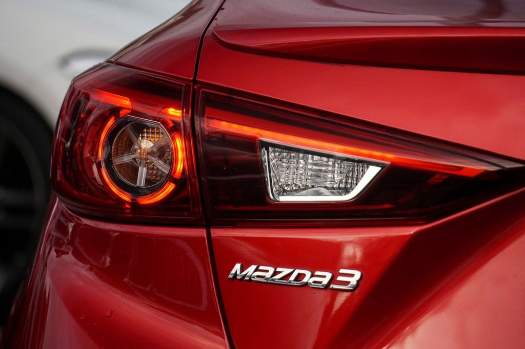 USED 2017 67 MAZDA 3 2.2 D SPORT NAV 4d 148 BHP