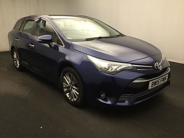 2015 15 TOYOTA AVENSIS 2.0 D-4D BUSINESS EDITION 5d 141 BHP
