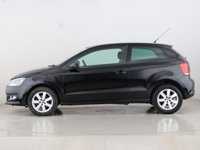 USED 2014 14 VOLKSWAGEN POLO 1.2 MATCH EDITION 3d 59 BHP BLUETOOTH | ALLOYS | AIR CON |