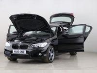USED 2016 16 BMW 1 SERIES 1.5 116D SPORT 5d 114 BHP SAT NAV | BLUETOOTH | DAB | AC