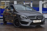 USED 2015 15 MERCEDES-BENZ B-CLASS 1.5 B180 CDI AMG LINE PREMIUM 5d 107 BHP AVAILABLE FOR ONLY £230 PER MONTH WITH NO DEPOSIT