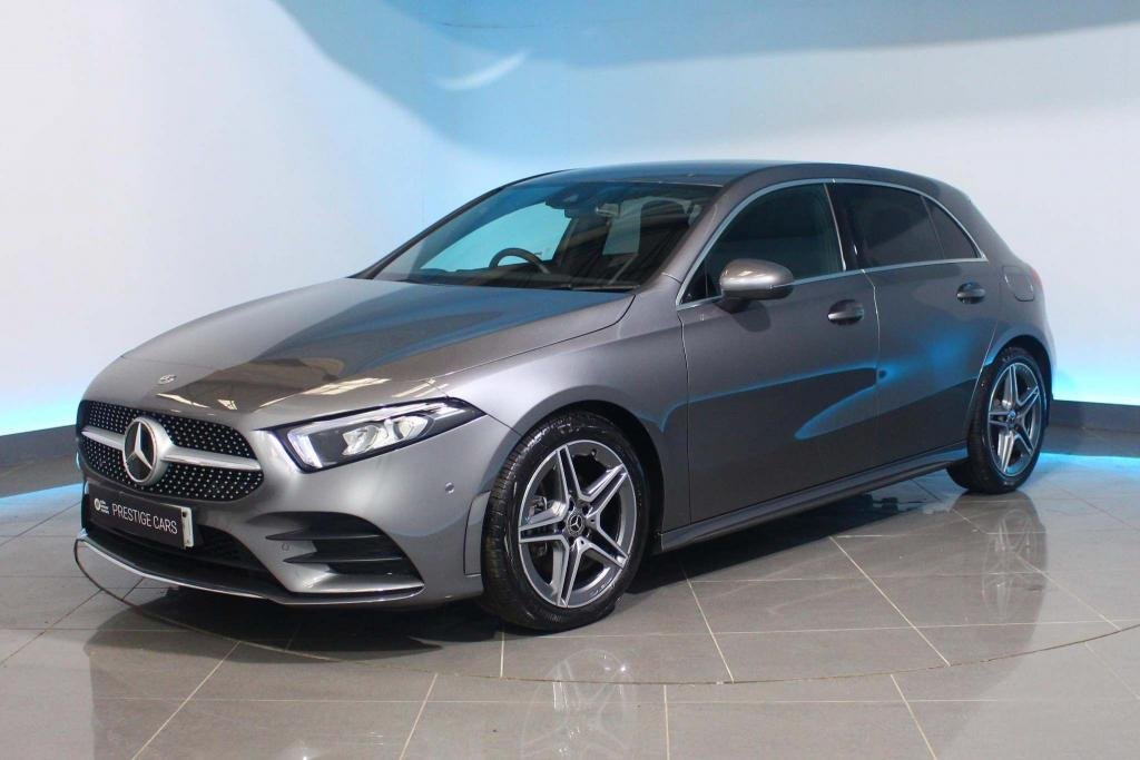 USED 2020 20 MERCEDES-BENZ A-CLASS 1.3 A200 AMG Line (Executive) 7G-DCT (s/s) 5dr NAVIGATION - REAR CAMERA - DAB