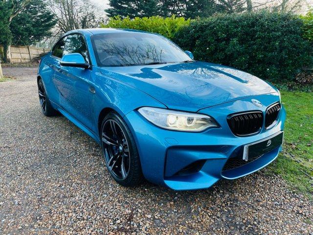 2016 66 BMW M2 3.0 M2 2d 365 BHP (HUGE SPEC)