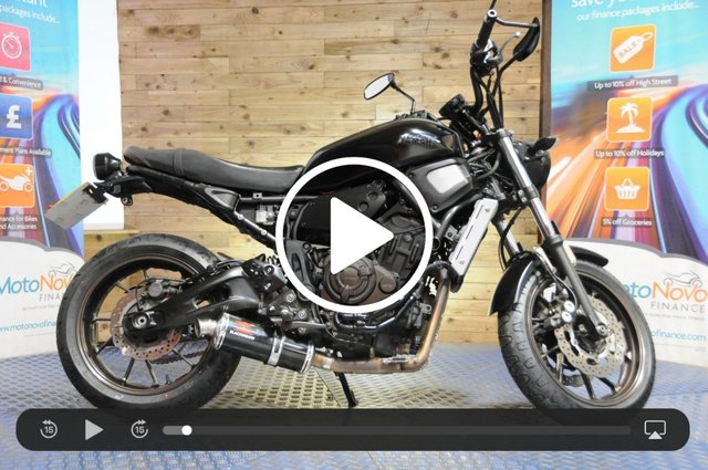 USED 2017 17 YAMAHA XSR700 XSR 700 ABS