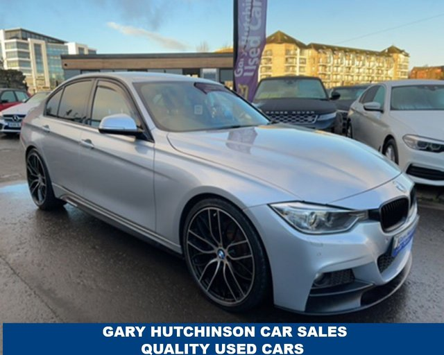 USED 2013 62 BMW 3 SERIES 330D M SPORT 4d 255 BHP