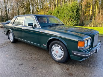 1995 BENTLEY TURBO