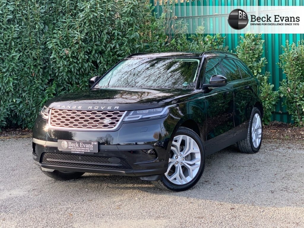 USED 2018 68 LAND ROVER RANGE ROVER VELAR 2.0 HSE 5d 238 BHP