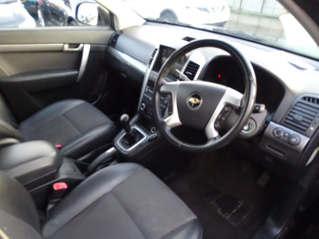 USED 2010 10 CHEVROLET CAPTIVA 2.0 LT VCDI  5d 148 BHP