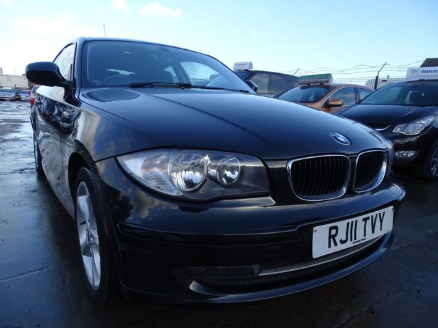 USED 2011 11 BMW 1 SERIES 2.0 116D SPORT 3d 114 BHP