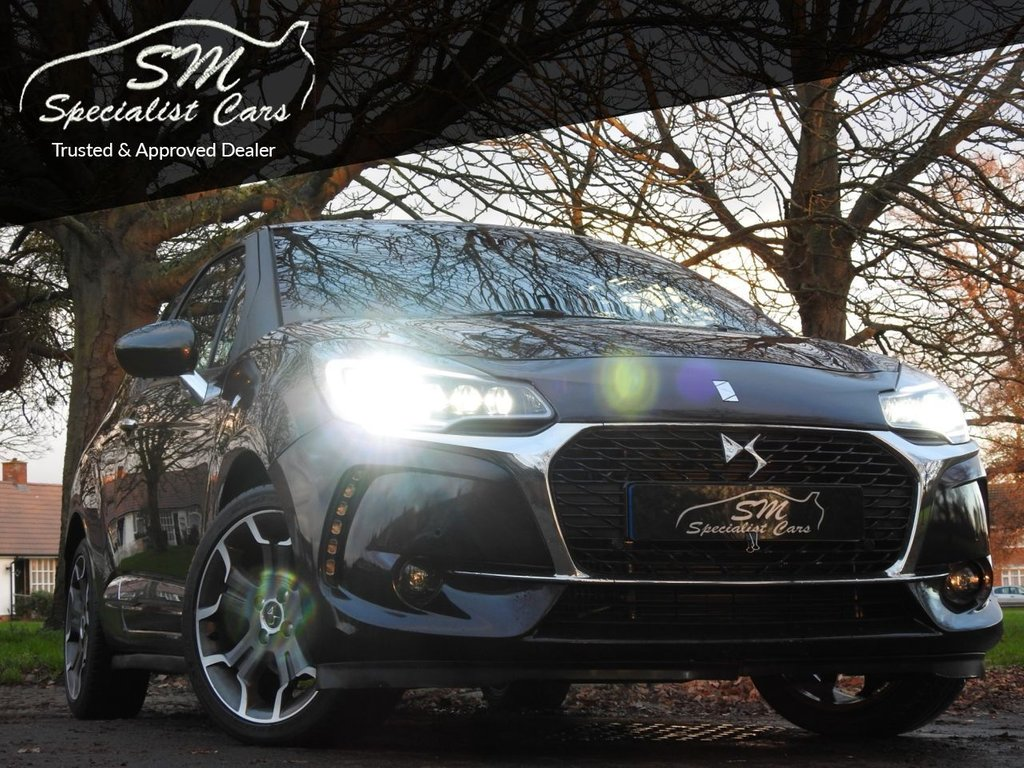 USED 2016 16 DS DS 3 1.6 THP ULTRA PRESTIGE S/S 3d 161 BHP HUGE SPEC LEATHER A/C VGC