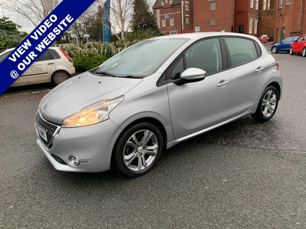 USED 2012 PEUGEOT 208 1.4 HDi Active 5dr