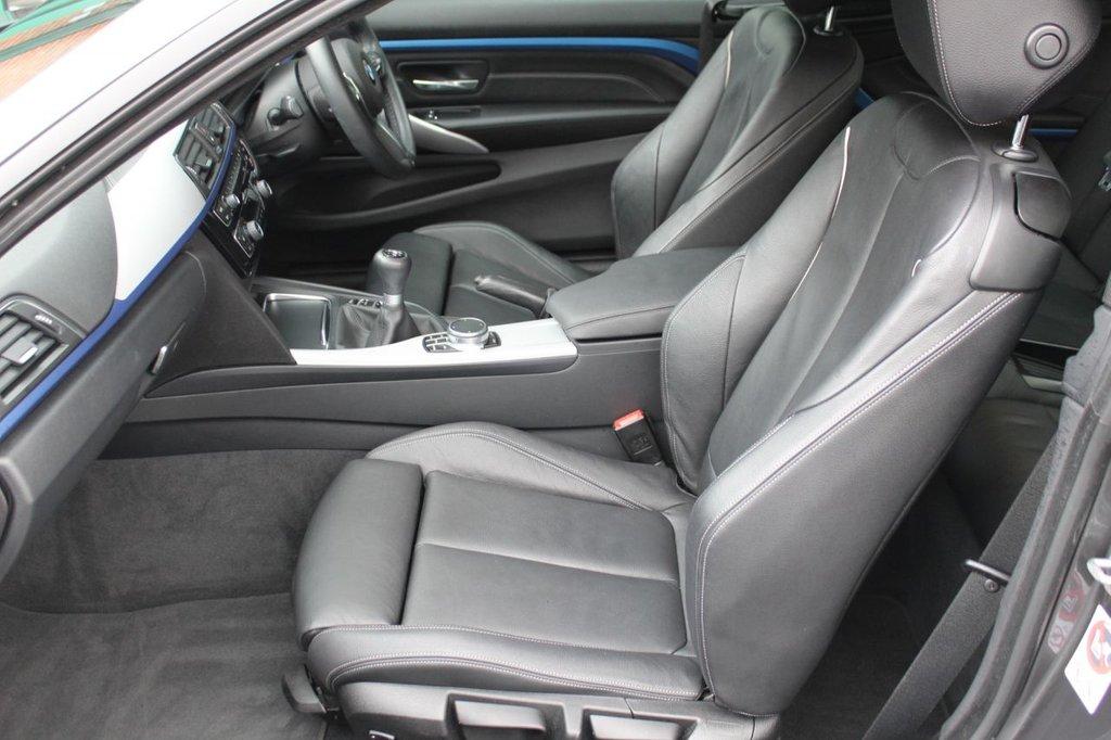 USED 2017 17 BMW 4 SERIES 2.0 420D M SPORT 2 DOOR COUPE 188 BHP