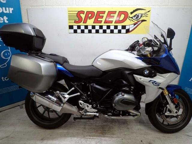 USED 2017 17 BMW R 1200 RS