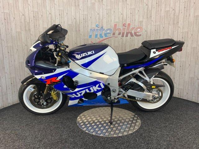 SUZUKI GSXR1000 at Rite Bike