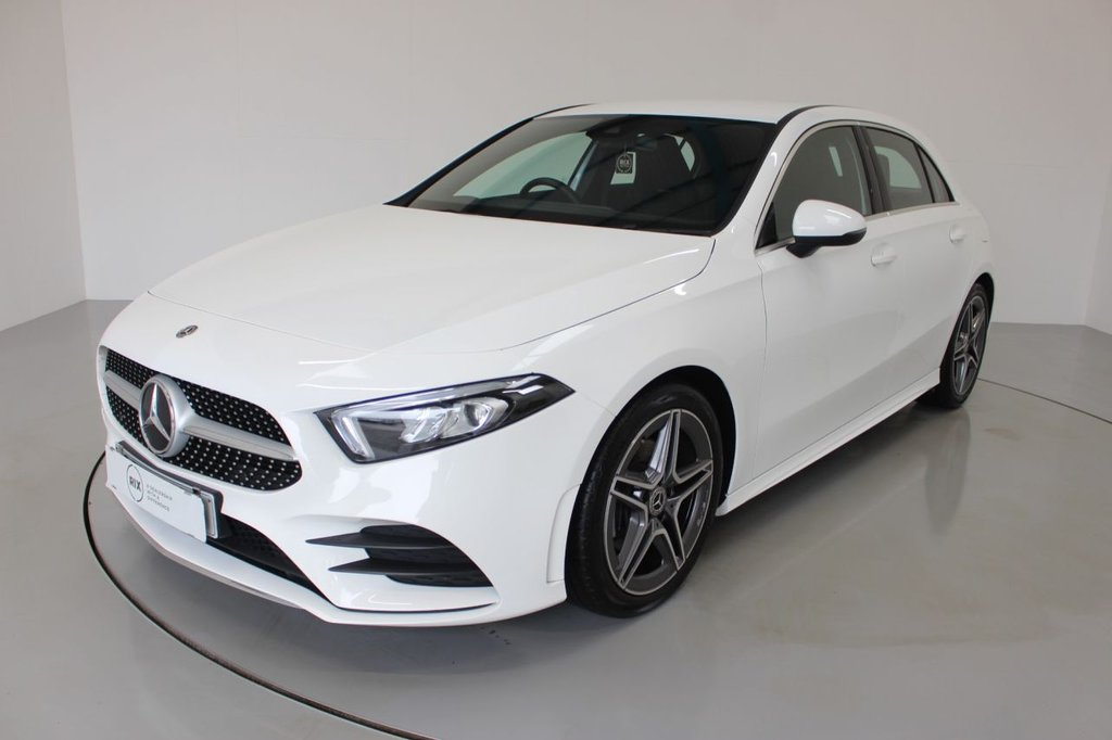 USED 2019 19 MERCEDES-BENZ A-CLASS 1.5 A 180 D AMG LINE 5d AUTO-LOW MILEAGE EXAMPLE-18