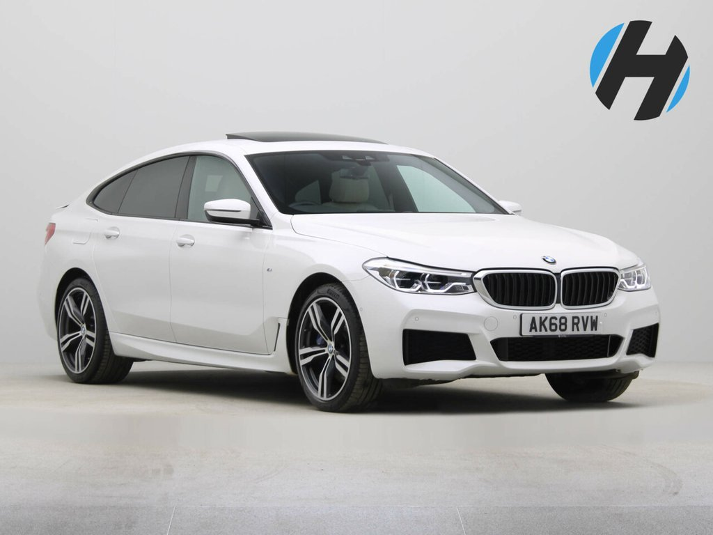 USED 2018 68 BMW 6 SERIES 2.0 630I M SPORT