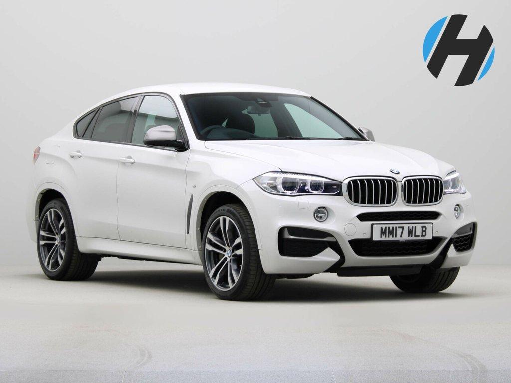 USED 2017 17 BMW X6 3.0 M50D XDRIVE
