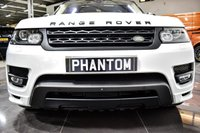 USED 2017 67 LAND ROVER RANGE ROVER SPORT 3.0 SDV6 AUTOBIOGRAPHY DYNAMIC 5d 306 BHP