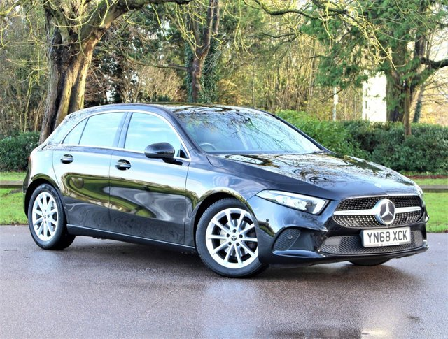 USED 2018 68 MERCEDES-BENZ A-CLASS 1.5 A 180 D SPORT EXECUTIVE 5d 114 BHP £221 PCM With £1694 Deposit
