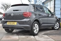 USED 2018 18 VOLKSWAGEN POLO 1.0 SE 5d 65 BHP LOW MILEAGE