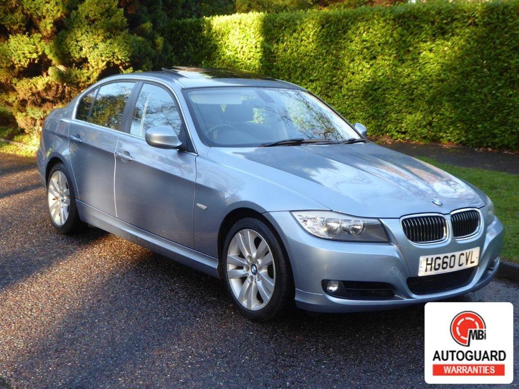 USED 2010 60 BMW 3 SERIES 3.0 325I SE 4d 215 BHP 34,000 MILES..FSH..1 OWNER