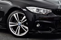 USED 2017 17 BMW 4 SERIES 3.0 435d M Sport Auto xDrive 2dr £50k New, Head Up, M Perf Kit