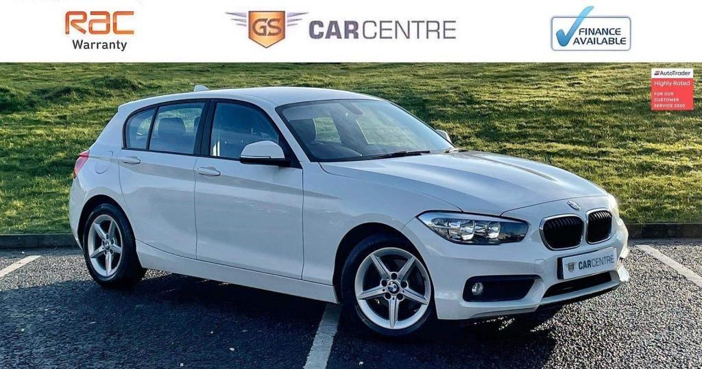 USED 2017 17 BMW 1 SERIES 1.5 116d ED Plus (s/s) 5dr Sat Nav | Cruise | Bluetooth
