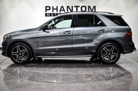 USED 2018 68 MERCEDES-BENZ GLE-CLASS 2.1 GLE 250 D 4MATIC AMG NIGHT EDITION 5d 201 BHP