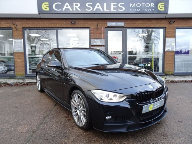 USED 2014 14 BMW 3 SERIES 3.0 ACTIVEHYBRID 3 M SPORT 4d 302 BHP COMPREHENSIVE SERVICE HISTORY, PRO SAT NAV, HARMAN KARDON SPEAKERS, M PERFORMANCE PACK, 5 STAR RATED DEALERSHIP - BUY WITH CONFIDENCE +