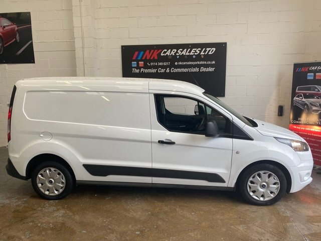 USED 2016 16 FORD TRANSIT CONNECT 1.6 240 TREND P/V 94 BHP AIR CON BLUETOOTH 3 SEATER PRICE IS PLUS  VAT